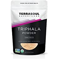 Terrasoul Superfoods Organic Triphala Powder, 1 Pound