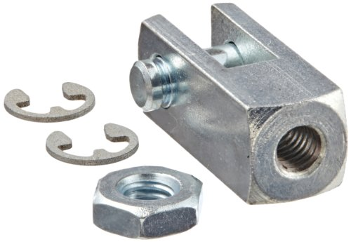 Mount Clevis Cylinder (Parker L071300100  Piston Rod Clevis, for Nose or Universal Mount, for use with 7/16