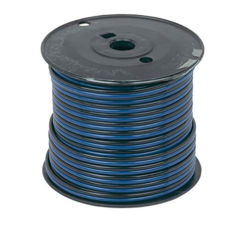 12v Brake - Hopkins 49975 12 Gauge 2 Wire Bonded Wire Spool, 100 Feet