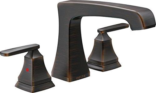 Delta Faucet T2764-RB Ashlyn Roman Tub Trim, Venetian Bronze ()