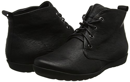 Think black Women''s Anni 181052 Black 00 Boots Desert 886qrYx