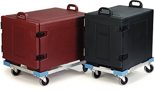 Commercial Carrier - Carlisle Cateraide TC1826N Sheet Pan / Tray Carrier Dolly, Aluminum