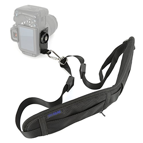 BIRUGEAR Anti-Slip Sling Shoulder Neck Quick Release Strap For DSLR SLR Digital Camera