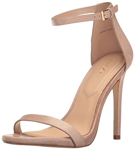 ALDO Miscellaneous Women's Heeled Caraa Bone Sandal TqO16SwxqU