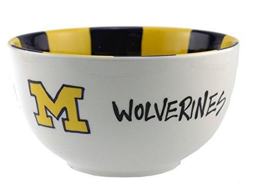 Michigan Wolverines Bowl - University of Michigan Small Ceramic Bowl