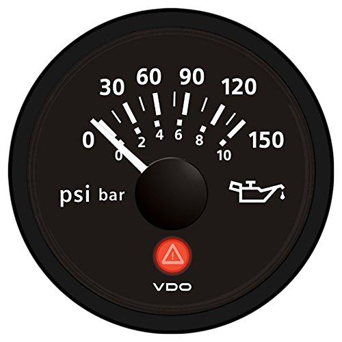 (VDO A2C53413141-S Oil Pressure Gauge)