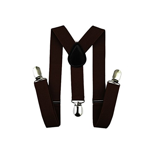 Raylans Women Unisex Elastic Suspenders