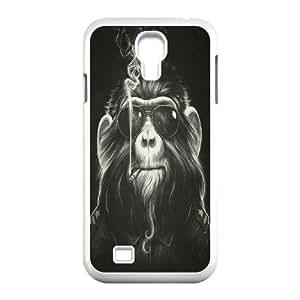 Custom New Cover Case for SamSung Galaxy S4 I9500, Black Gorilla Phone Case - HL-703370