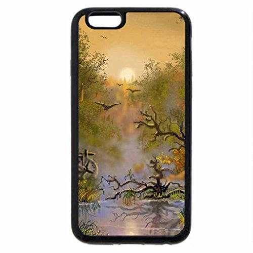 iPhone 6S / iPhone 6 Case (Black) Haunted Place