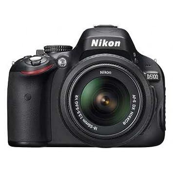Nikon 999D5100N9 - Cámara réflex digital Nikon D5100 + Objetivo ...
