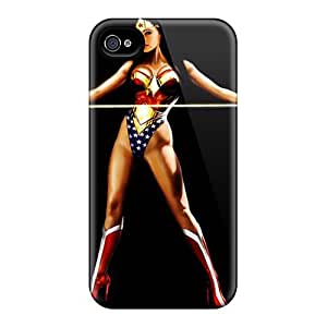 High Quality Shock Absorbing Cases For Iphone 6plus-wonder Woman