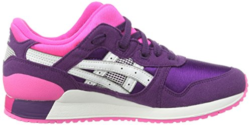 ASICS C5A4N Zapatillas de Deporte Unisexo Morado (Purple/White 3301)