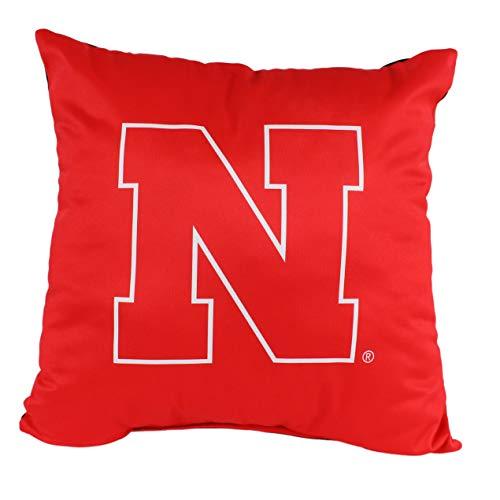 Nebraska Cornhuskers Throw Pillow - College Covers 16
