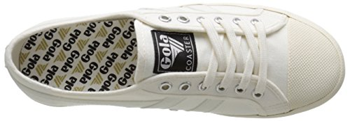 Gola Women's Coaster White Trainers Off-white (Off White/Off White Ww White) UoonR