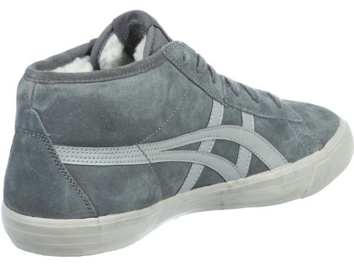 Asics ONITSUKA TIGER FADER Chaussures Mode Sneakers Unisex Cuir Suede Gris