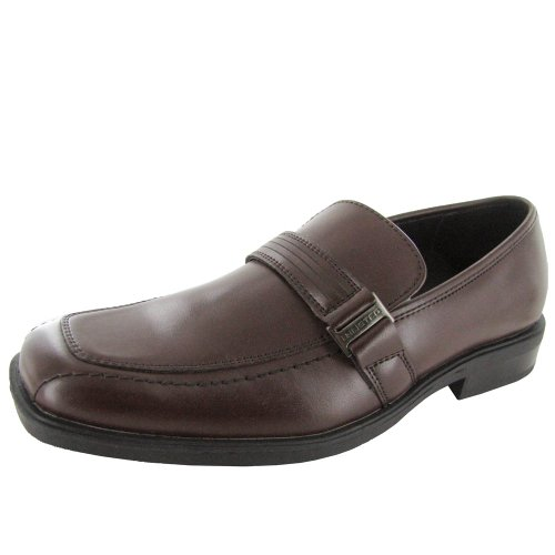 Unlisted by Kenneth Cole Mens Call Me Sir Loafer Dress Shoe Brown Sy BjLKqb