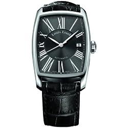 Louis Erard Men's 69212AA03.BDC51 1931 Analog Display Automatic Self Wind Black Watch
