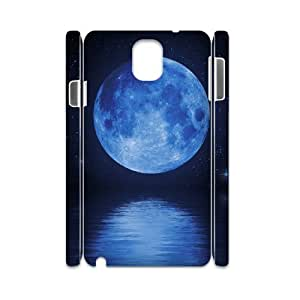 Moon 3D-Printed ZLB600399 Custom 3D Cover Case for Samsung galaxy note 3 N9000
