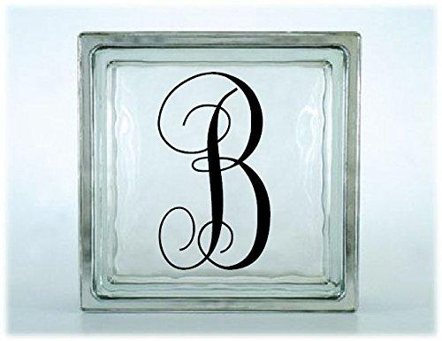 glass block decals - 2