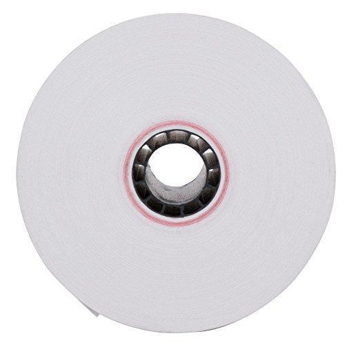 2-1/4'' X 85' Thermal Paper Rolls FD130 FD50 FD400 FD55 FD100Ti, Verifone, Nurit, BPA Free (100 rolls) BPA Free Made in USA from BuyRegisterRolls. by BuyRegisterRolls (Image #3)