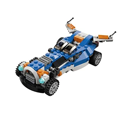 LEGO Creator Thunder Wings 31008: Toys & Games