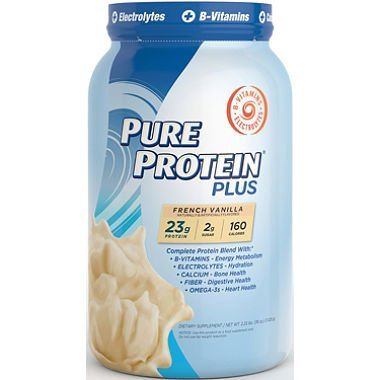 Pure Protein 100% Whey Powder, 1.75 Pound