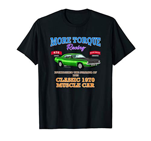 Classic Car Hot Rod Tee Antique Automobile Novelty Gift T-Shirt