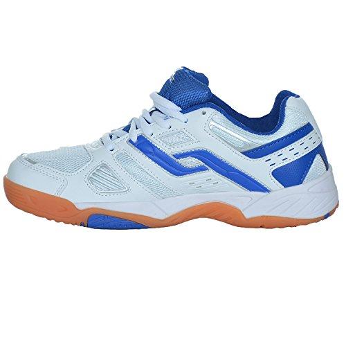 Pro Touch Zapatillas de Ind Rebel M–Blanco/Azul