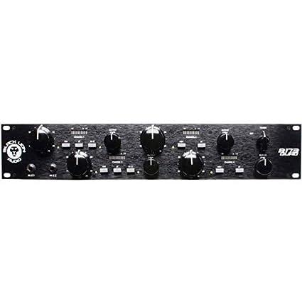 Amazon com: Black Lion Audio B173 Quad - 4 Channel Mic Preamp