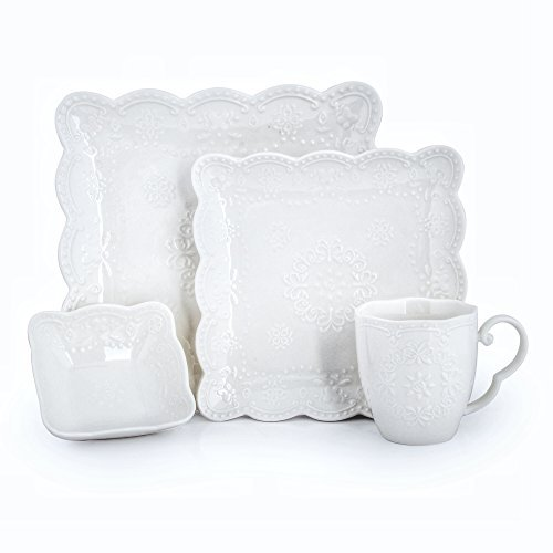 Porcelain Tea Cup and Saucer Coffee Cup Set and Dinnerware (4-piece Dinnerware Set) - Dinnerware Tea Set
