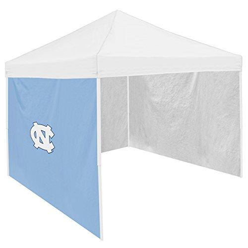 """NCAA North Carolina Tar Heels Adult Side Panel, Powder, 9"""" x 6"""""""