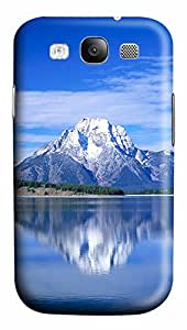 Samsung Galaxy S3 I9300 Case,Samsung Galaxy S3 I9300 Cases - Panoramic Custom Design Samsung Galaxy S3 I9300 Case Cover - Polycarbonate