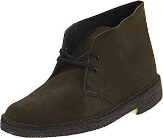 Clarks Men's Desert Chukka Boots,Green,8 M (B001H86S1E) | Amazon price tracker / tracking, Amazon price history charts, Amazon price watches, Amazon price drop alerts