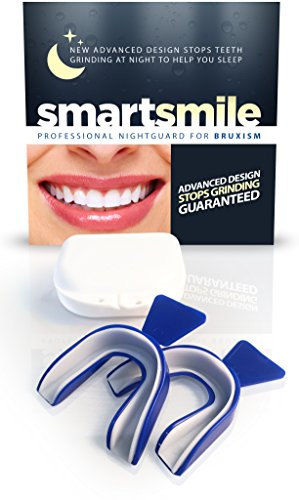 Smartsmile Professional Nightguard for Bruxism and Grinding