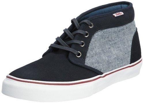 Vans Chukka 79 Pro Hi-skate Sneakers Marin Mörkröd Oxford
