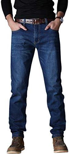 [スポンサー プロダクト]AiLoKoSo ジーパン スキニー デニム パンツ ズボン ダメージ ジーンズ gパン メンズ ブリーチ ストレッチ ウォッシュ イージーパンツ ロングパンツ おおきいサイズ 長ズボン ボトムス ダメージ加工なし