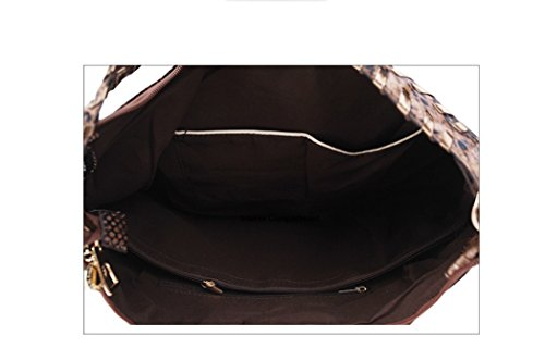 Handbag Bolsa Moda Retro Gwqgz Cruzada Bolso Personalidad Ocio Lady Hombro Solo xIxAqzw