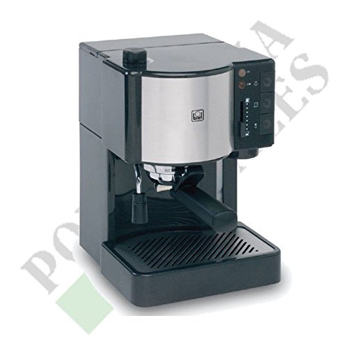 Briel ES35A Espresso Cappuccino Machine With Steam 220 Volts Made In Portugal Export Only by Briel