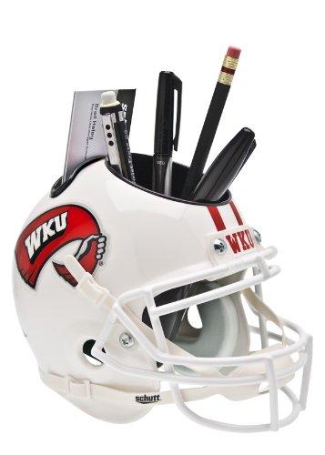 NCAA Western Kentucky Hilltoppers Helmet Desk Caddy (Helmet Caddy)
