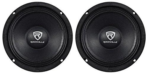 Spl Car Audio - (2) Rockville RM68PRO 6.5