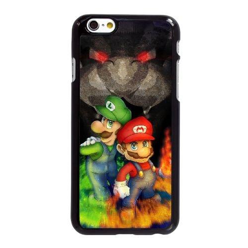 Super Mario Bros LX37MQ8 coque iPhone 6 6S 4,7 pouces cas de téléphone portable coque S8FJ3V3LL