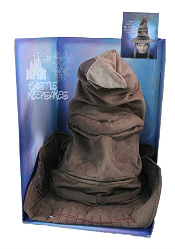 Brand New ! Talking Animated Sorting Hat Prop Replica Toy by Unbranded