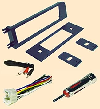 Amazon.com: Volvo 240 Series 1990 1991 1992 1993 Upper Dash Relocation  Stereo Kit - Stereo wiring Harness, Dash Install Kit Faceplate, with FM  Antenna Adaptor (Combo Complete Aftermarket Stereo Wire and Installation  Kit): Car ElectronicsAmazon.com