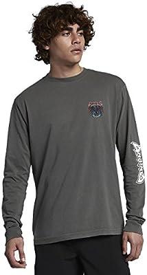 b0d28625b1 Hurley BQ7487 Men's Team Pro Series Kolohe Andino Shirt, Black ...