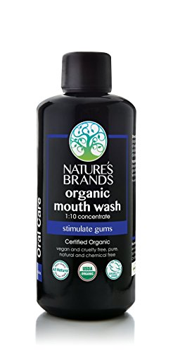 (Herbal Choice Mari Organic Mouth Wash, 1:10 Concentrate; 6.8floz)
