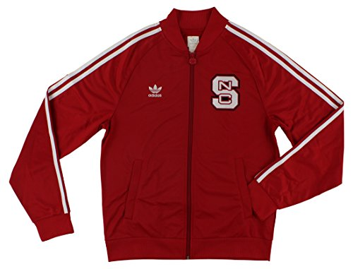 Adidas North Carolina State Wolfpack Legacy Track Jacket XL Power ()