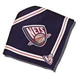 Officially Licensed New Jersey Nets NBA Basketball Dog Bandana - Small