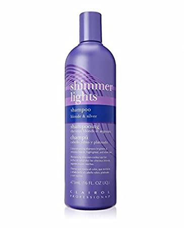 Amazon Clairol Professional Shimmer Lights Shampoo Blonde