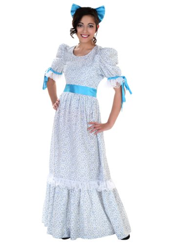 FunCostumes Wendy Costume Large (Blue Peter Halloween Costume)
