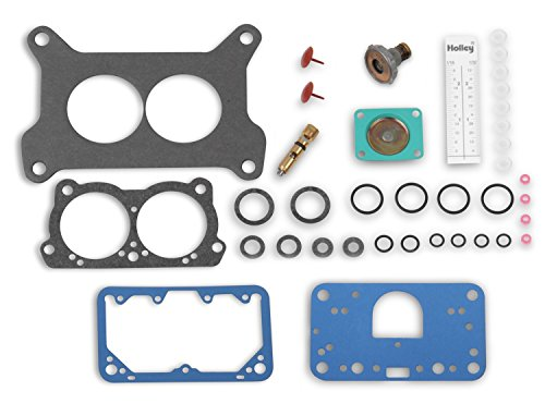 Holley 37-1550 Ultra HP Carburetor Kit - Heads Holley Cylinder